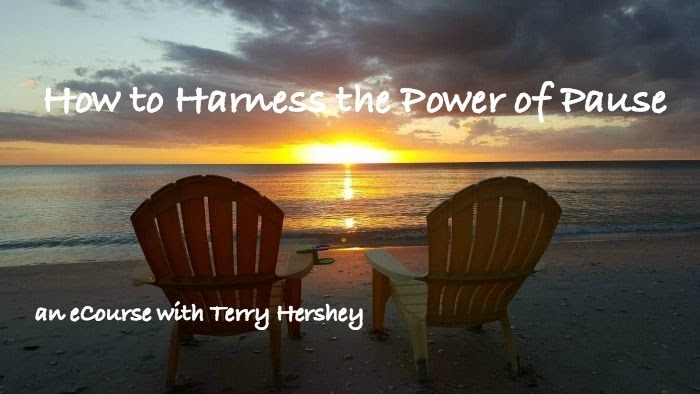 Harness The Power Of Pause — ECourse