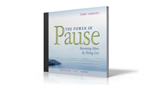 Enjoy chapters from my audio book The Power of Pause