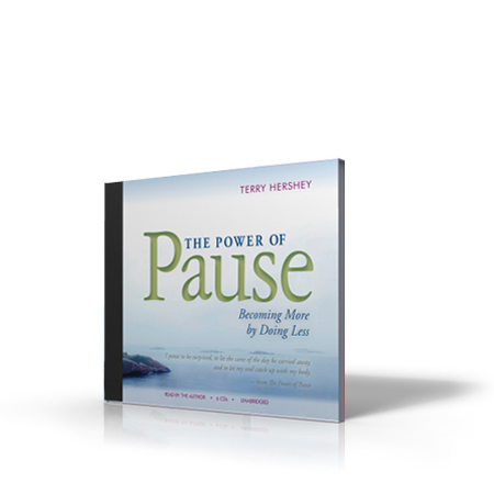 The Power Of Pause (Audio Book)