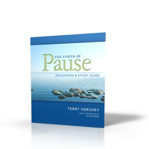 The Power Of Pause Discussion & Study Guide (PDF)