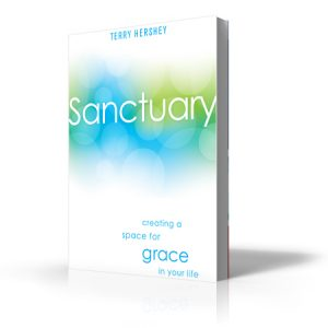 Sanctuary: Creating A Space For Grace In Your Life (New Sabbath Moment Subscribers Special)