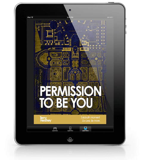 Permission To Be You EBook
