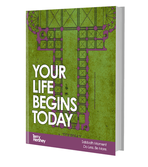 Your Life Begins Today