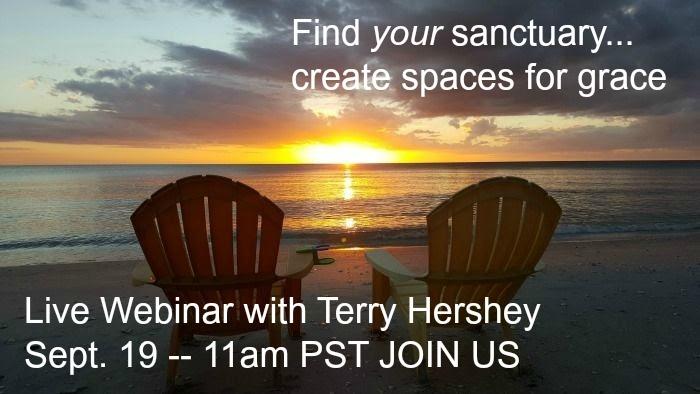 Find Your Sanctuary Webinar
