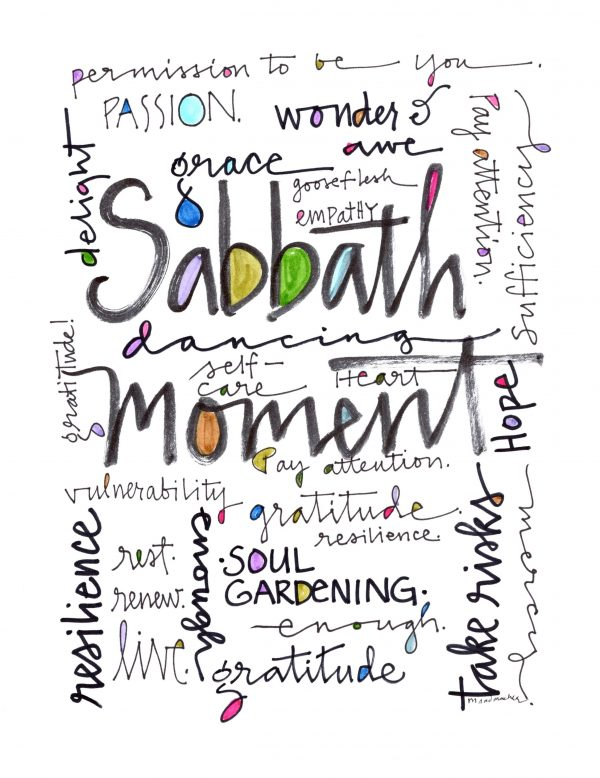 Sabbath Moment Gratitude